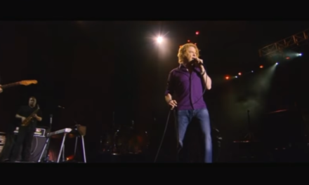 Simply Red – Something Got Me Started (Live concert Opera House)