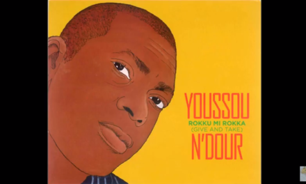Youssou N'Dour – Wake Up (It's Africa Calling)